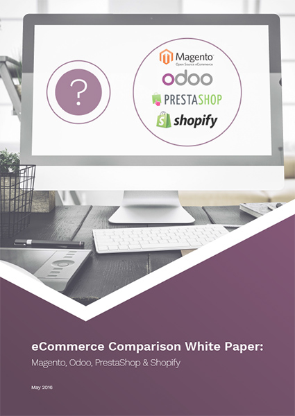 eCommerce Comparison Whitepaper