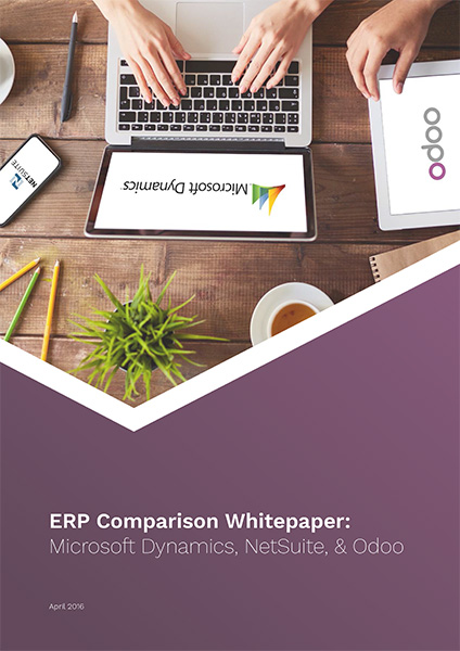ERP Comparison Whitepaper - English