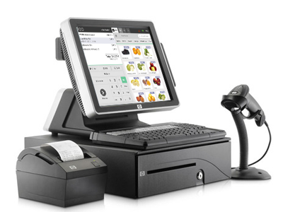 Odoo POS - Industrial touchscreen configuration