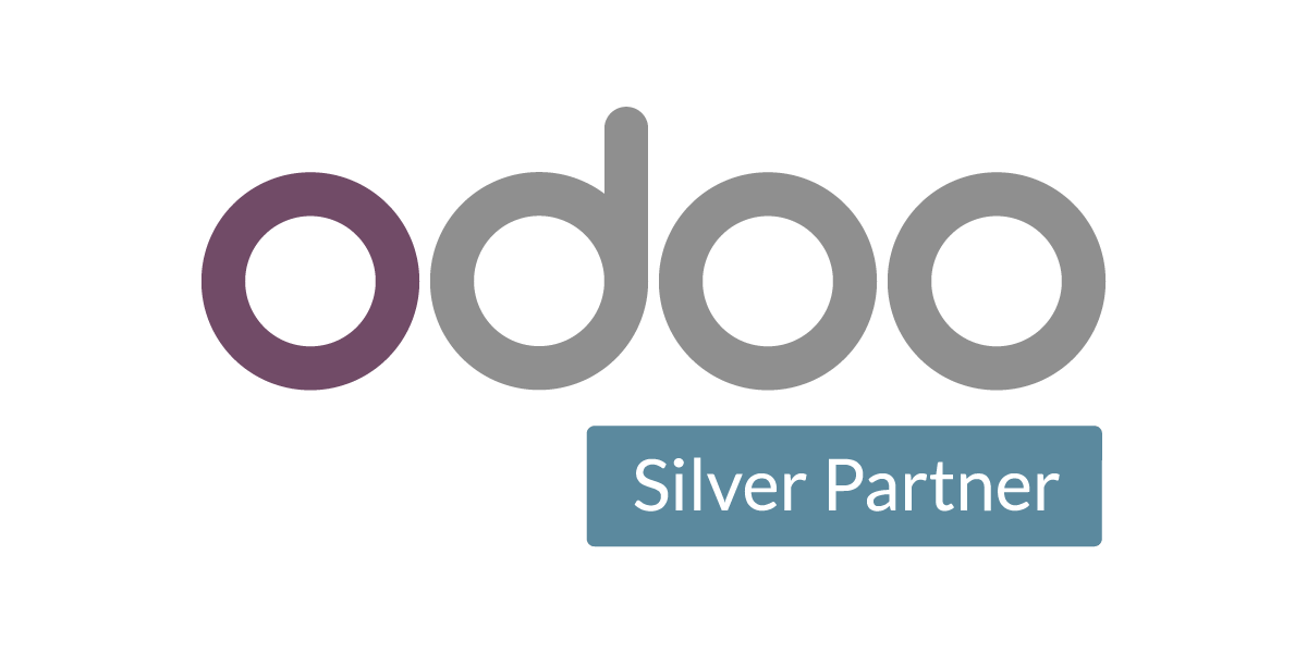Odoo Silver Partner Logo