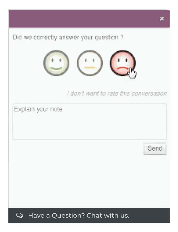 Open Source Live Chat App   Odoo