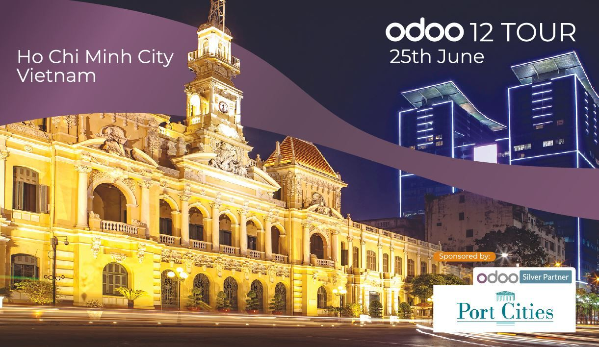 Odoo 12 Tour - Ho Chi Minh City