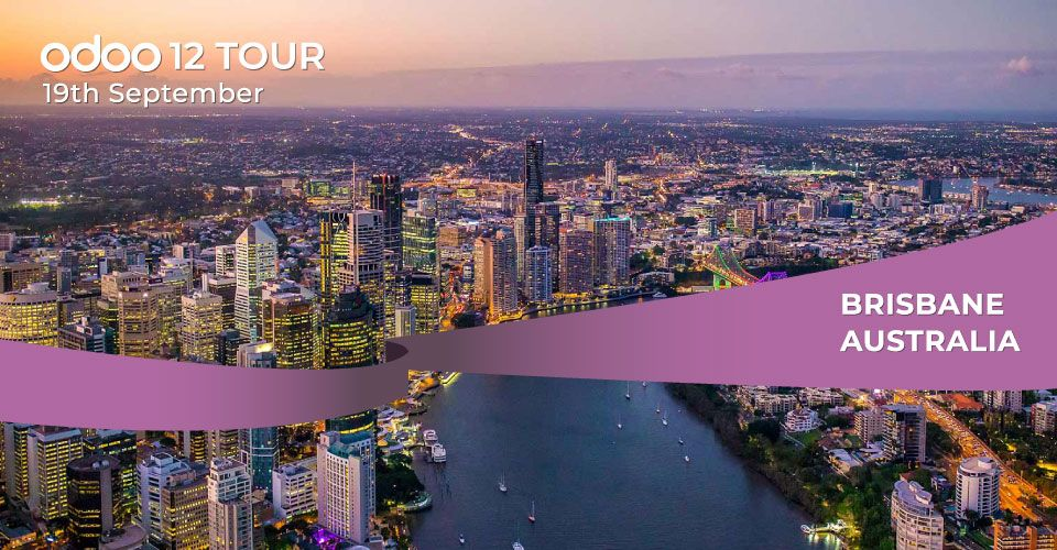 Odoo Event Brisbane