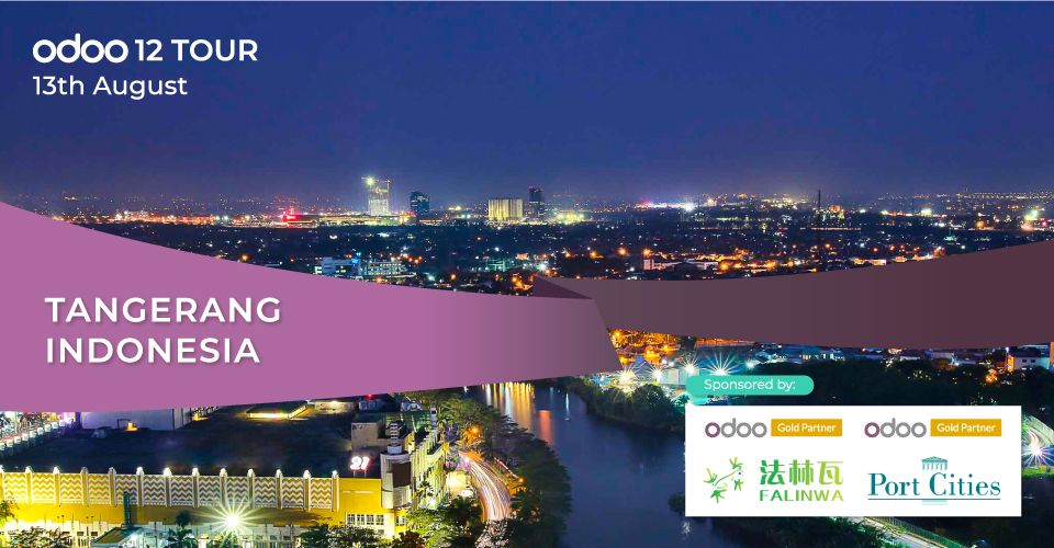 odoo event in Tangerang