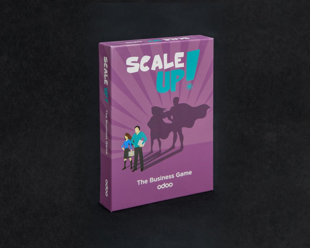 Scale-Up! The Business Game [EN]
