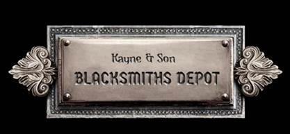 Kayne & Son Custom Hardware, Inc. (Blacksmiths Depot)